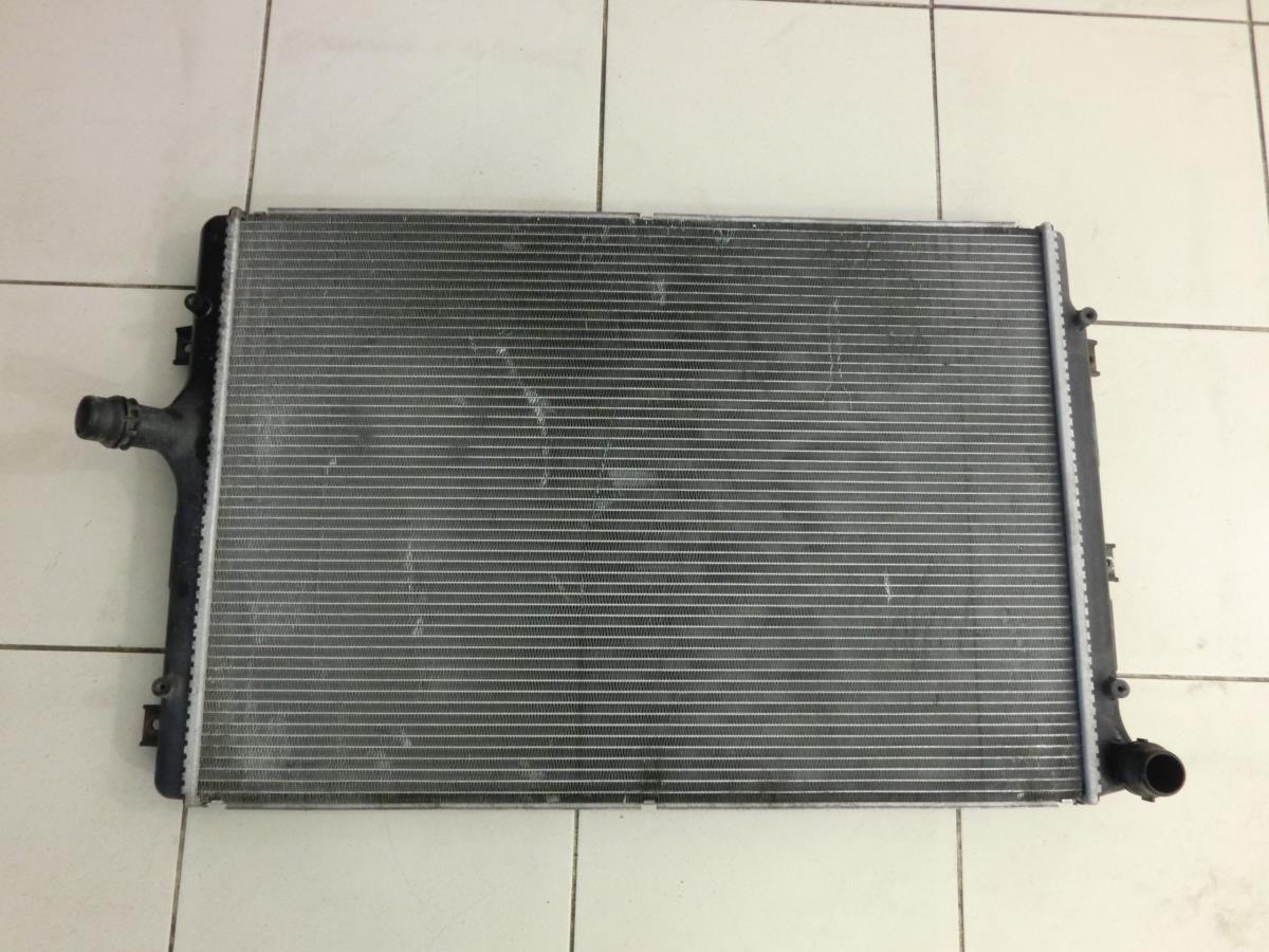 2.0 TDI 16V 4motion 3C2 Wasserkühler Kühler VW PASSAT