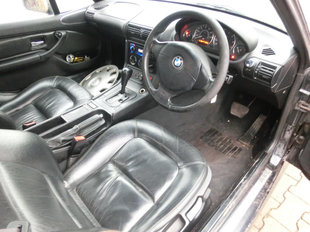 Bmw E36 Z3 00 03 Cabriolet Fender Side Panel Body Right